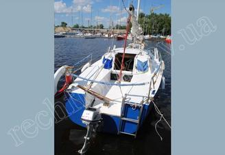 Кокпит парусной яхты Арвен