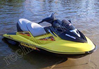 Внешний вид водного скутера Бомбардье, фото 3