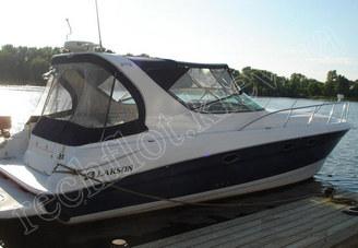 Внешний вид моторной яхты Ларсон-370