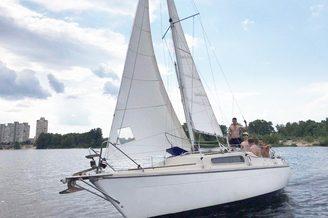 Парусная яхта Морело