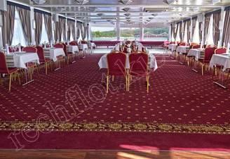 Салон средней палубы теплохода Lux лайнер, фото 1