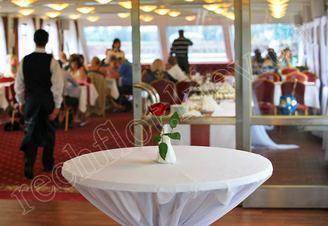 В холле теплохода Lux лайнер, фото 2