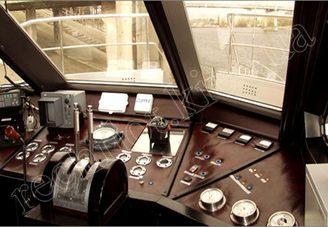 Панель приборов управления моторной яхты Романтик