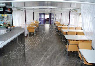 Салон первой палубы теплохода Риверест-4, фото 1