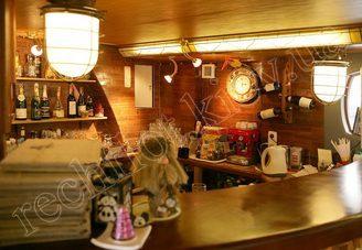 Ресторан первой палубы лайнера DE LUXE, фото 2