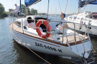 Парусная яхта Jeanna