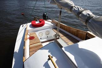 Парусная яхта Курс
