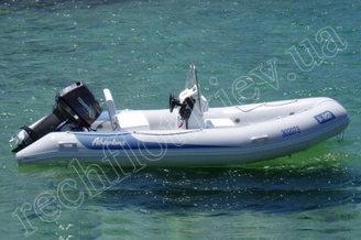Внешний вид надувной лодки Адвентура