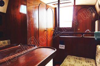Кают-компания парусной яхты Глория, фото  2