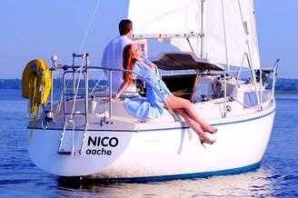 Внешний вид парусной яхты Нико V.I.P.