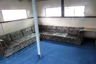 Салон теплохода Пати-Бот , фото 1