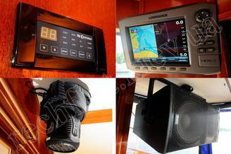 Звуко-свето-радио-навигационное оборудование