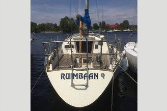 Места для гостей яхты Румбан