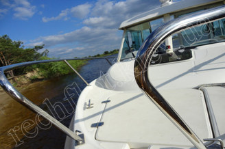 Борт катера Жено-625