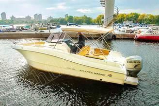 Катер Атлантик-750