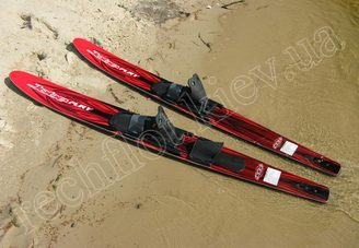 Прогулка на водных лыжах за катером Азура-520