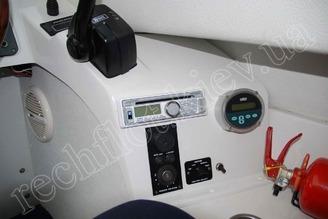 Оборудование катера Финмастер