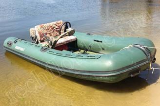 Внешний вид надувной лодки Адамант, фото 1