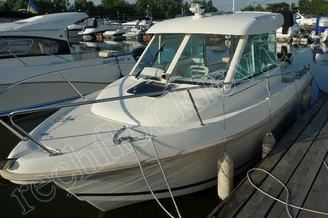 Внешний вид катера Жено-625
