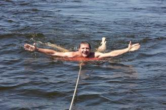 Водные развлечения в турпоходе Salo-Мандры