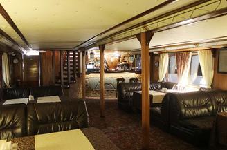 Ресторан на 40 мест Лайнера De Luxe
