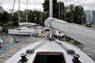 Рубка яхты Александра