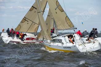 Соревнование с участием парусной яхты Александра, фото 2