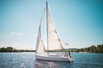 Парусная яхта Пилар